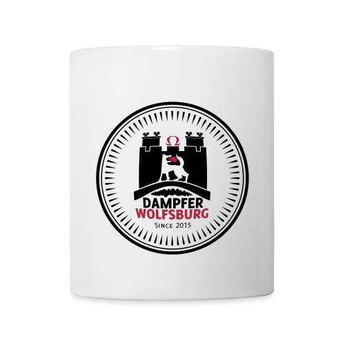rz_logo_badge_auf_weiss - Tasse