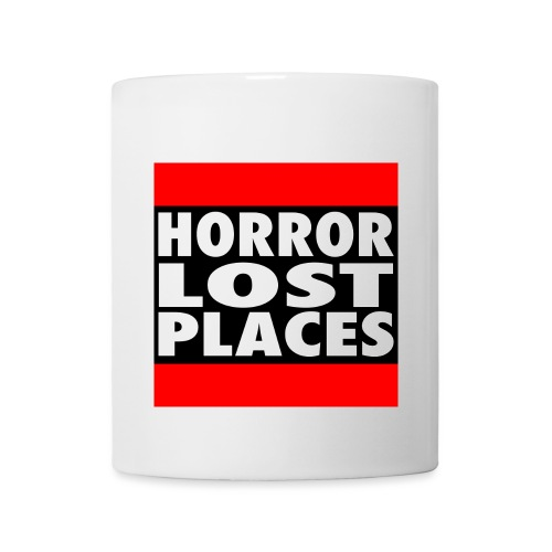 Horror Lost Places - Tasse