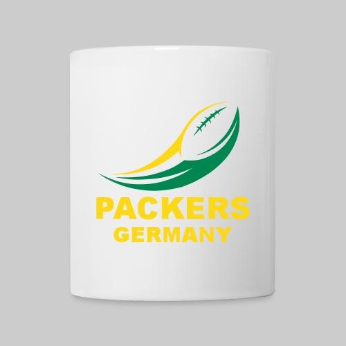 Packersfans Germany - Tasse