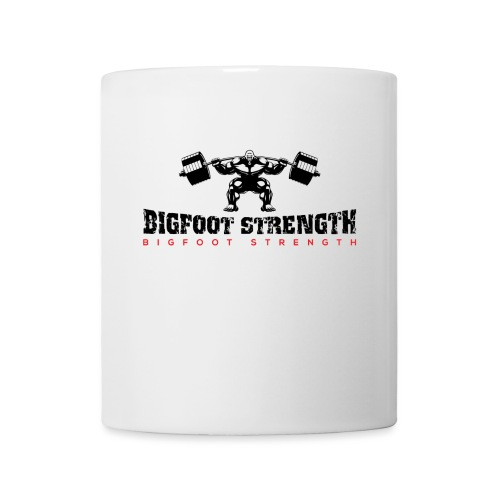 Bigfoot Strength 1 - Mug