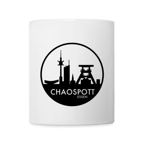 chaospott white bg - Tasse