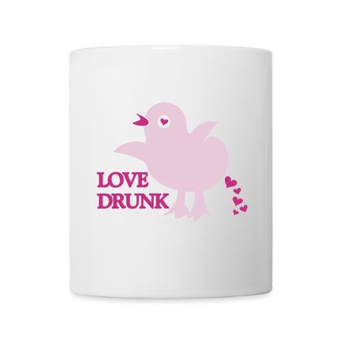 Küken - LOVE DRUNK - Tasse