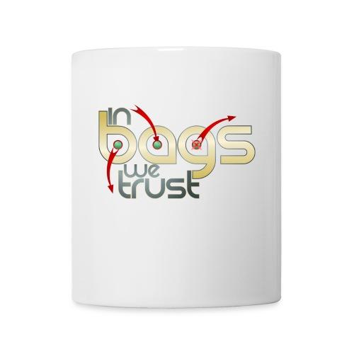 inbagwetrust02b - Mug blanc