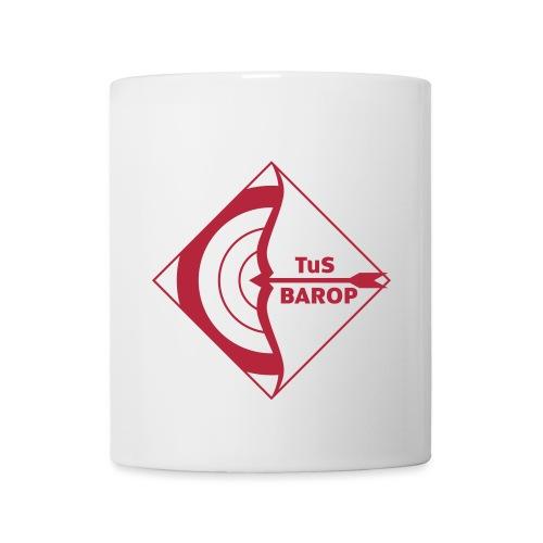 Klein Logo Bogen Tus Barop - Tasse