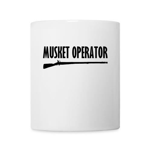 Musket Operator - Tasse