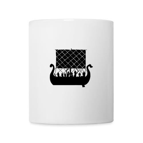 LongShip - Vikings - Mug blanc