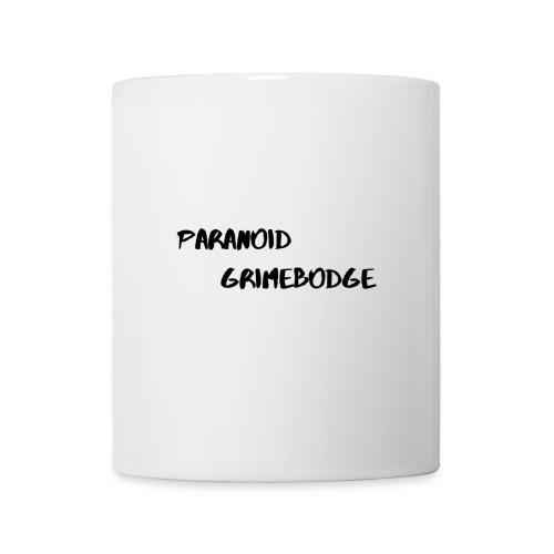 Paranoid Grimebodge ( Crimebodge YouTube) - Mug
