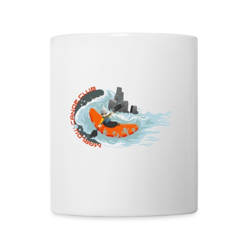 kayakillust2 - Mug
