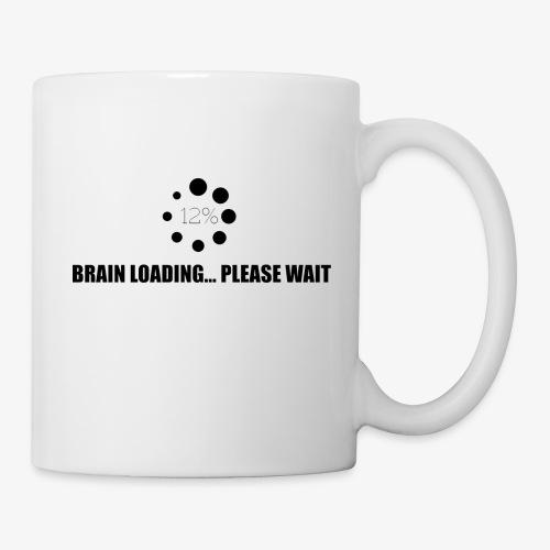 brain - Mug blanc