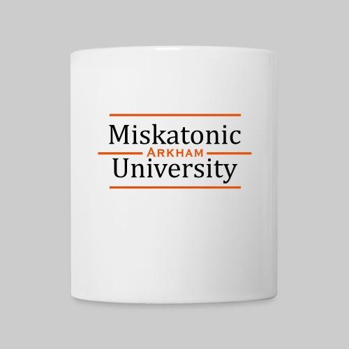 MJKv1: Miskatonic University - Arkham - Tasse