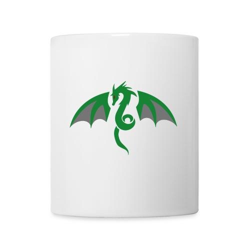 Red eyed green dragon - Mok