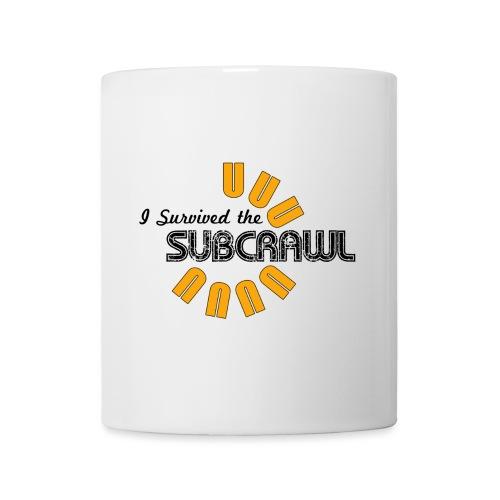 I Survived the Subcrawl - Mug