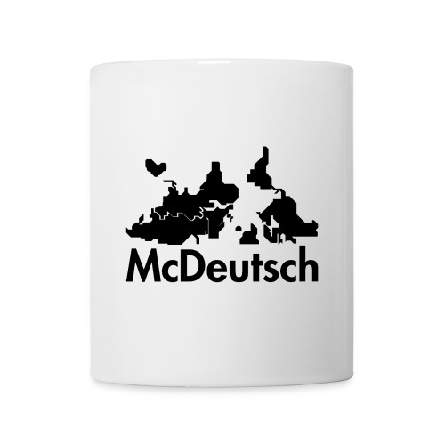 McDeutsch by TM - Tasse
