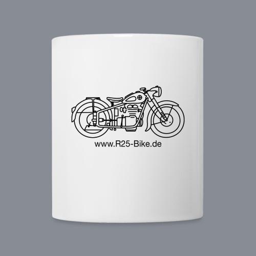 Motorrad_CS2_schwarz - Tasse