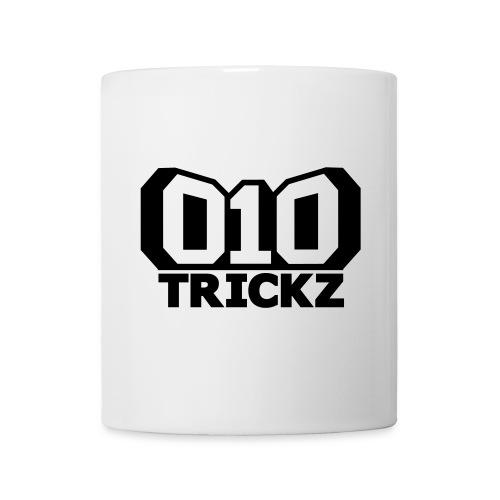 logo zwart wit - Mok