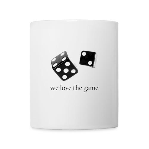 welovethegame - Mug