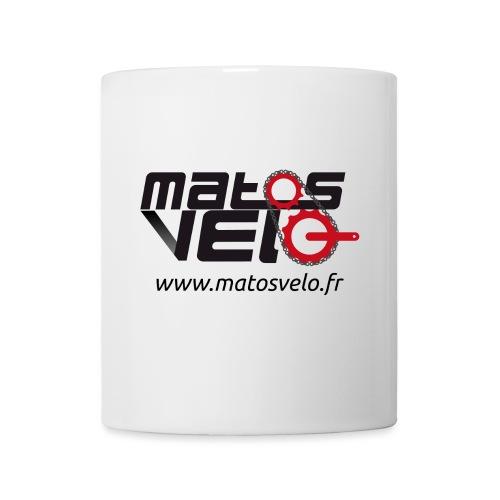 matosvelo logo url 2016 png - Mug blanc