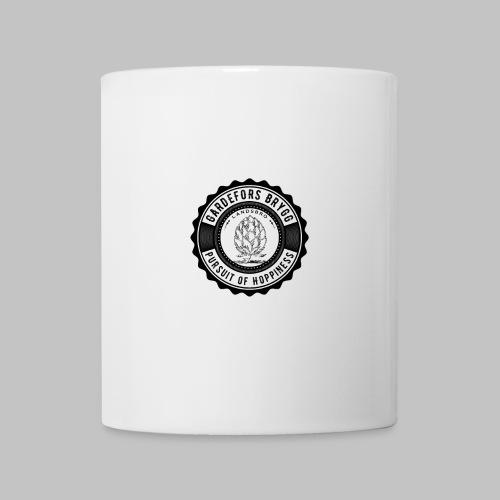 Gardefors Brygg Logo - Mugg