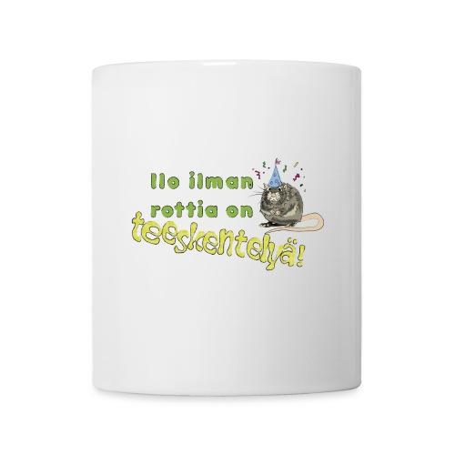 Ilo ilman rottia - kuvallinen - Muki