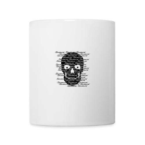 Silverline Skull Schwarz - Tasse