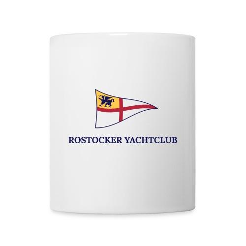 ROYC Marine Schrift - Tasse