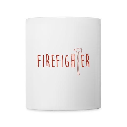 Firefighter Axt - Rot - Tasse