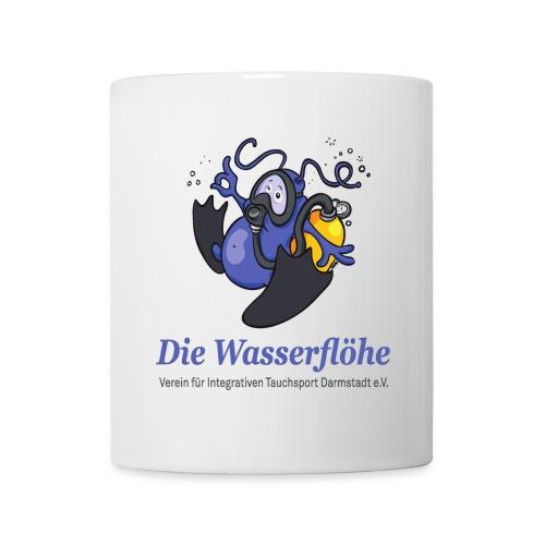 wasserfloh logohoch - Tasse