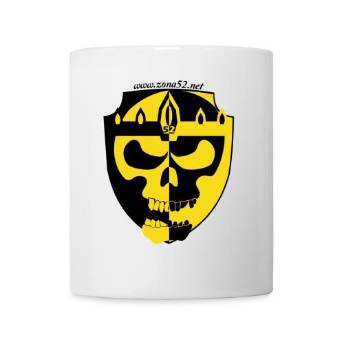 Logo clan zona 52 - Taza