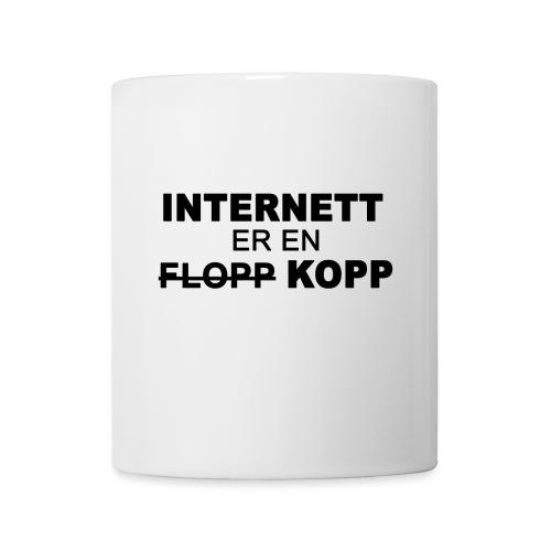 internett er en kopp png - Kopp