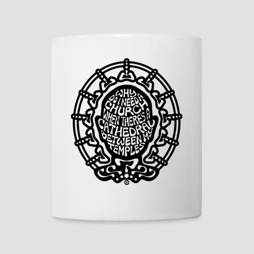 FREE THINKER (b/w) - Mug
