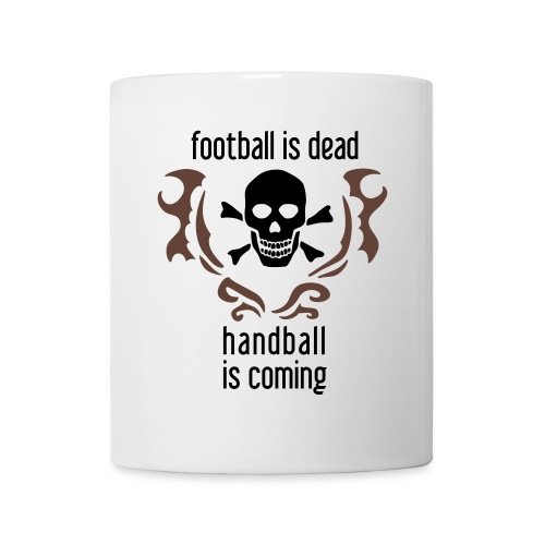 Football is dead - Tasse