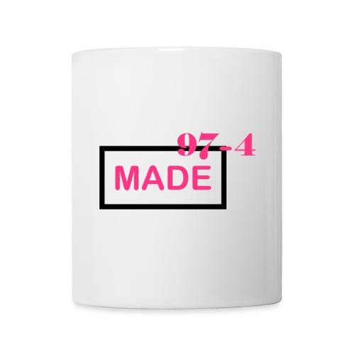 Design made in 974 - Mug blanc
