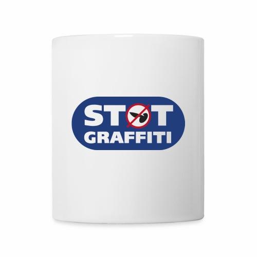 støt graffiti - Kop/krus