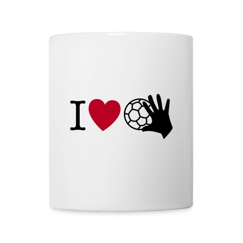 I love Handball 1 - Tasse