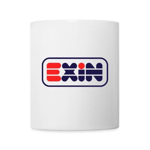 logo exin v2 - Taza