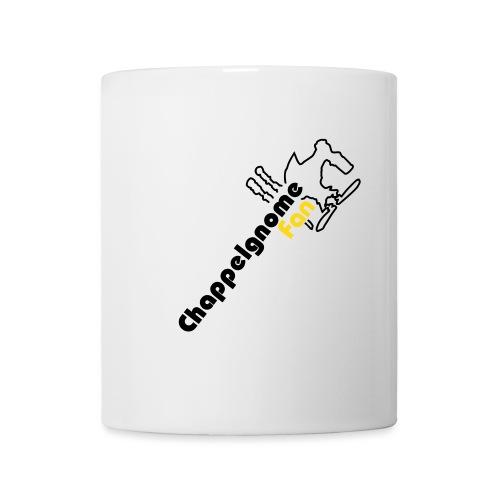 chappelgnome fan logo - Tasse