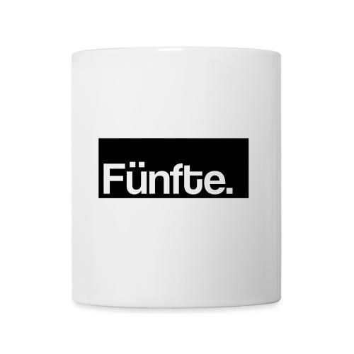 Fünfte. Boxed - Tasse