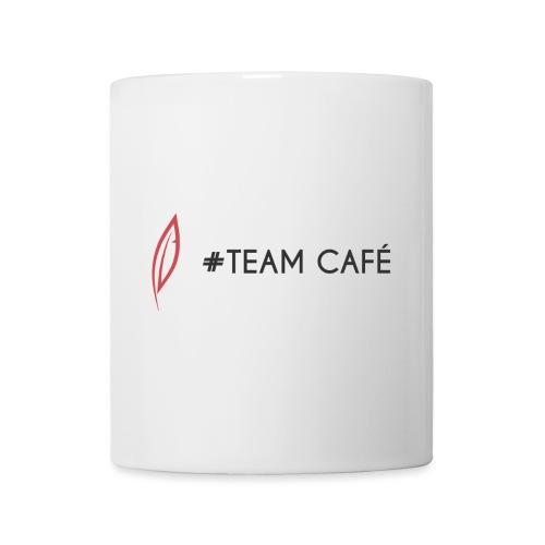 Logo - Team café - Mug blanc