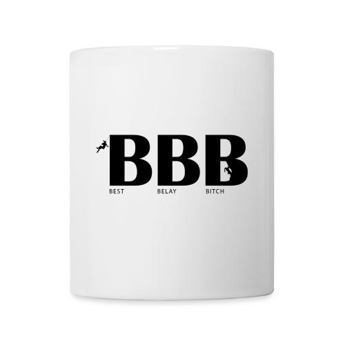 Best Belay Bitch - Tasse