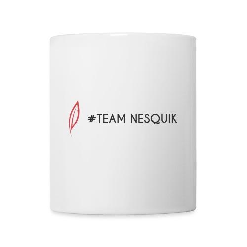 Logo - Team Nesquik - Mug blanc