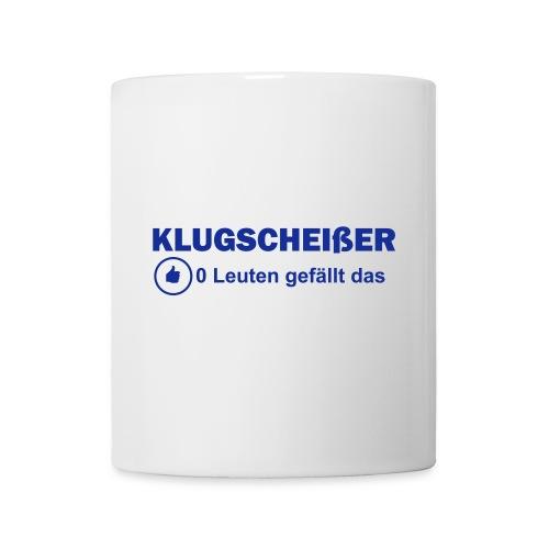 Klugscheisser - Tasse