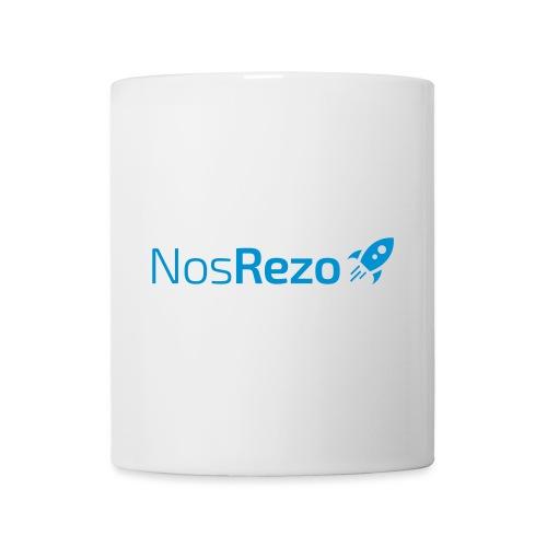 NOSREZO classic - Mug blanc