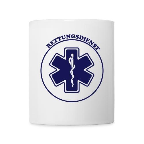 Star of Life Rettungsdienst - Tasse