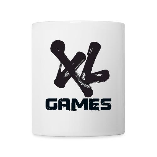 XLG BOOYALOGO2 - Mug blanc