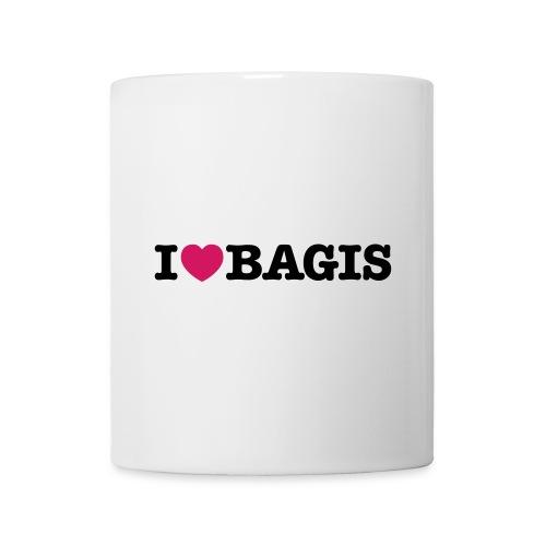 I Love Bagis - Mugg