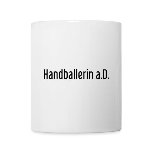 Handballerin a D - Tasse