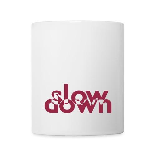 slow_down - Tasse