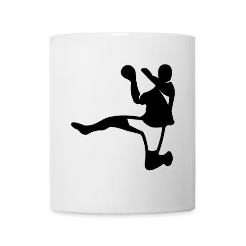 Handballer - Tasse