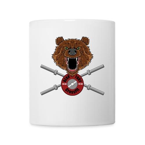 Bear Fury Crossfit - Mug blanc