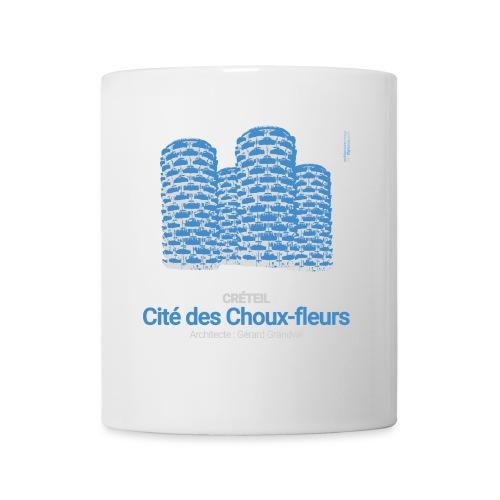 ArchitectureVintage - Les Choux - Mug blanc